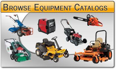 Parts Department | Shank's Lawn Equipment | Chambersburg